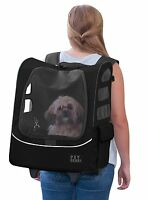 Pet Gear I-go2 Plus Traveler Rolling Backpack Carrier For Cats And Dogs, Black , on Sale