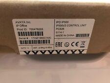 Avaya Ip Office 500 V2 R10 Sd W Essentials Vm Pro Pr1 Ip End Pt Rackmt