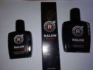Nuevo-en-eBay-Ralon-Despues-de-Afeitar-amp-Crema-de-Afeitar