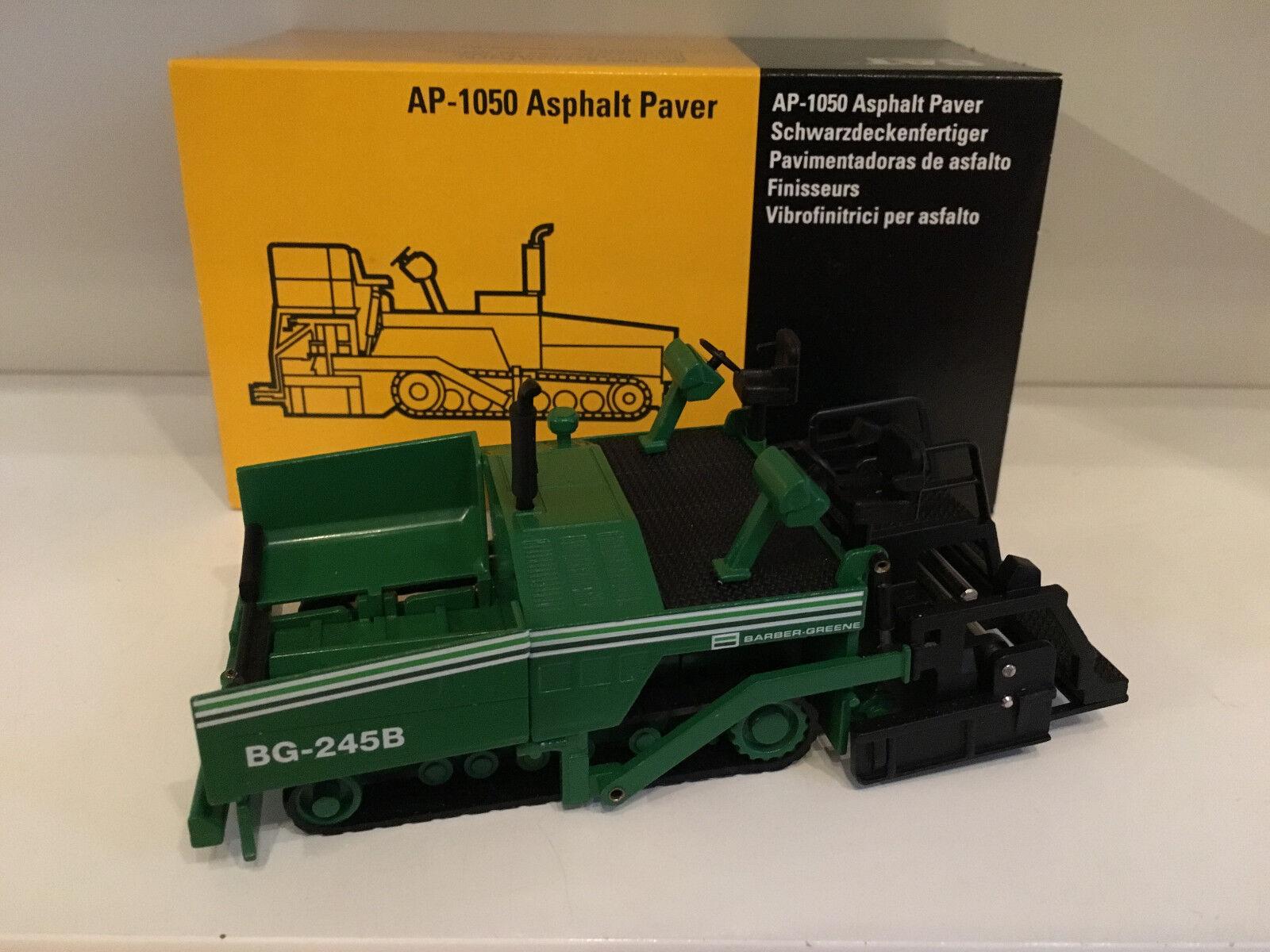 Caterpillar ap-1050 bg-245b strassenfertiger de NZG 388 1 50 Neuf Dans Sa Boîte