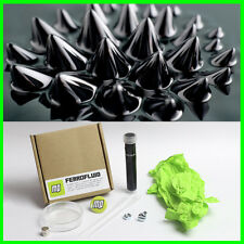 10ml Ferrofluid Experiment Kit-Neodymium Magnets, Pipettes, Petri Dish & Gloves