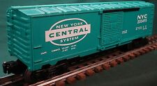 LIONEL O/O27  New York Central NYC 200495 Boxcar Freight Car (1999)