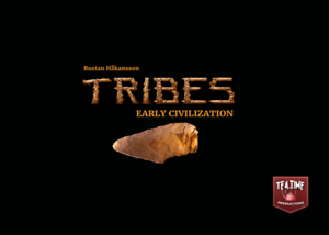 Tribes, Early Civilization, boardgame, NEW by Teatime Productions, English and.