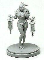 Pinup-Lantern-Festival-Model-for-Kingdom-Death-Game-Resin-Figure-Recast-30-mm