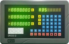 3 Axis Digital Readout Kit For 9x49 9 X 48 Bridgeport Mill Iso9001 Quality