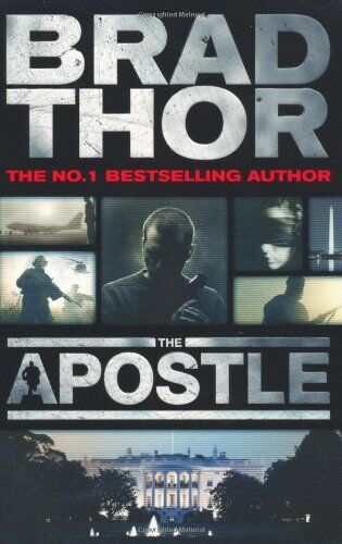 1 of 1 - The Apostle (Scot Harvath) By Brad Thor