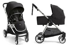 Mamas & Papas 2017 Armadillo Flip XT2 Stroller + Bassinet in Black!! Free Ship!