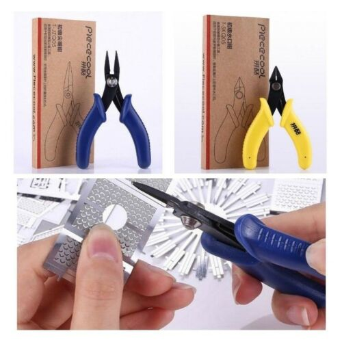 For Assembling Metal Model Tools Nipper Pliers and Outlet Forceps