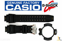 Casio Ga-1000-2b G-shock Original Black Band & Black Bezel (top) Combo