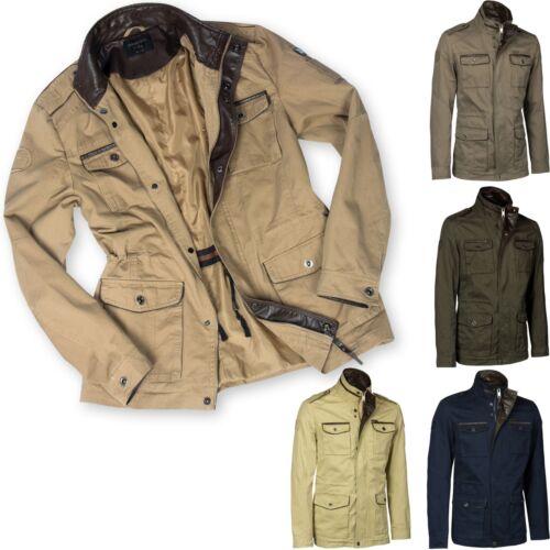 Hommes armée militaire veste Cotton parka veste de champ vintage military messieurs veste