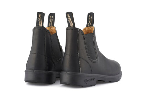 Blundstone 531 Kids Unisex Black Leather Boots
