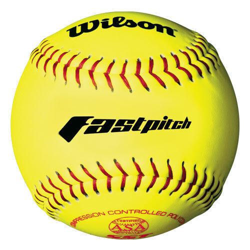 Wilson A9031 ASA 12  Softball - 1 DOZEN