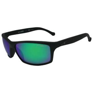 Arnette-AN-4207-01-1L-Polarized-Boiler-Fuzzy-Black-w-Green-Mirror-Sunglasses