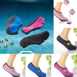 Hot Women Men Water Shoes Aqua Sock Exercise Pool Swim Scuba Diving Beach Socks