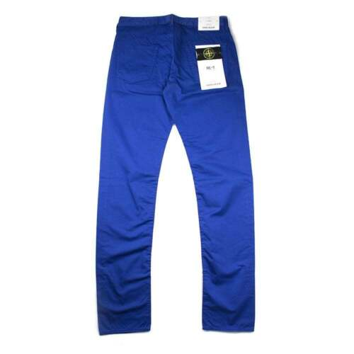 Stone Island RE-T Jeans Electric Blue