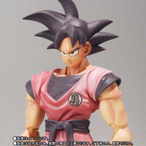 S.H.Figuarts Dragon Ball Ball Ball Z SON GOKOU KAIOHKEN Ver Figure BANDAI NEW from Japan f41eaa