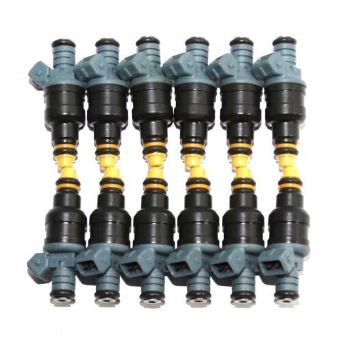 fit BMW 89-97 750iL 91-92 BMW 850i 5.0L V12 0280150715 Fuel Injectors 12 Pieces