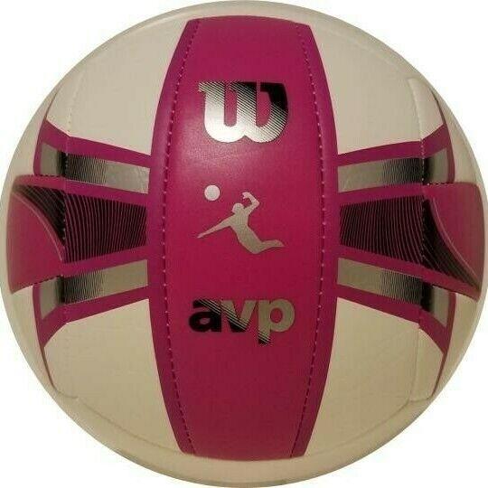 NEW! - Wilson AVP Replica Volleyball - Pink