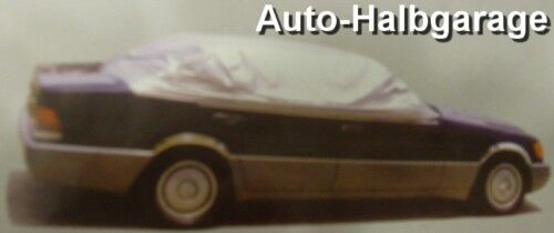 Auto Halbgarage Autoschutzdecke Grösse M 240 x 170 x 55cm PE
