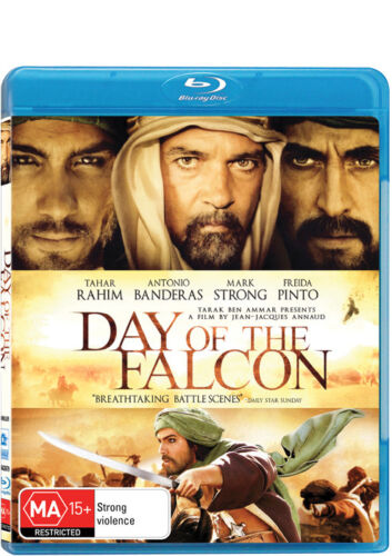 1 of 1 - Day Of The Falcon (Blu-ray) Action, Breathtaking Battle Scenes [Region B] NEW