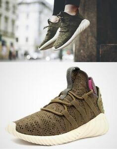 sports shoes f3ebf 67820 Image is loading new-adidas-TUBULAR-DAWN-TRACE-women-039-s-