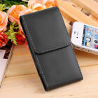 PU Leather Holster Pouch Phone Case Cover Belt Clip For Apple iPhone 5/5S/5C CC