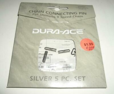 Shimano Chain Connecting Pins Master link Bag of 3 for 9 speed Dura-Ace