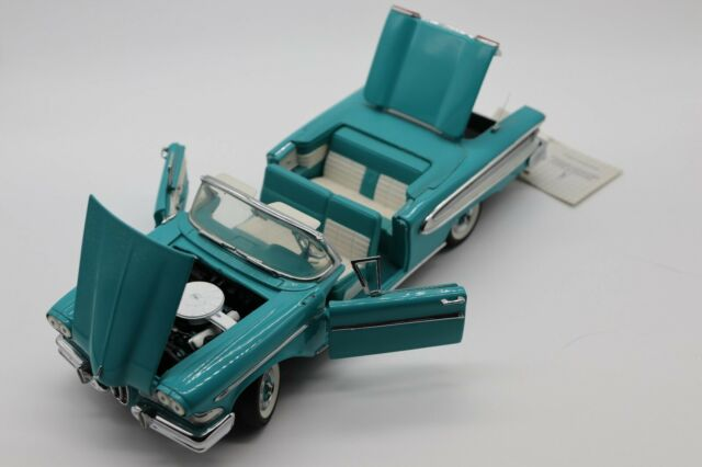 1:24 Scale Franklin Mint 1958 Edsel Citation Diecast Car