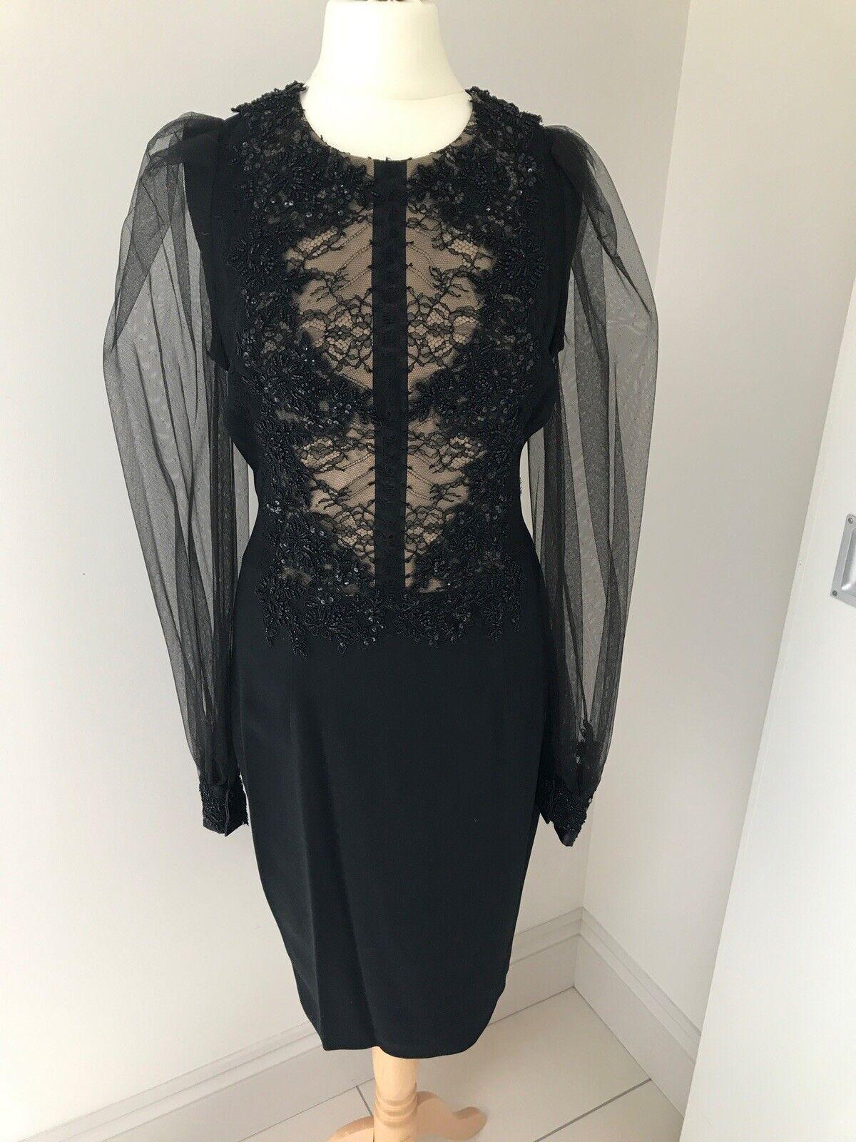 ZUHAIR MURAD robe de cocktail, IT40 UK8