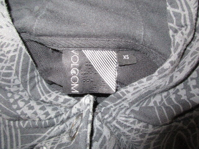 Chaqueta Volcom black size XS a - 57% 57% 57% 0a5d71