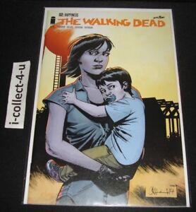 THE-WALKING-DEAD-132-NM-1st-Print-KIRKMAN-Image-Comics-First-Appearance-ALPHA
