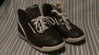 Rockport Leather Brown / Cream Sneaker #1457407 - Size 7-1/2 M - Mens