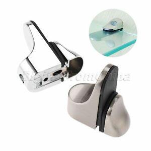 Creative-Duck-Mouth-Shaped-Design-Glass-Wood-Shelf-Holder-Bracket-Support-1pc