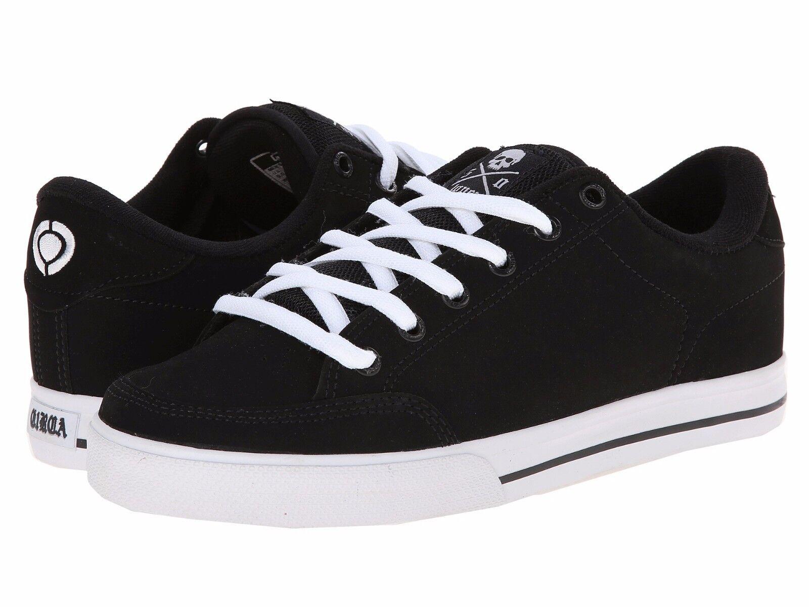 NEW hommes C1RCA LOPEZ 50 CIRCA Chaussures AL50 BKWT noir blanc SNEAKERS ORIGINAL