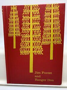 Jim Forest and Ranger Don -  Rambeau Children's Book 1967 Vintage Reader