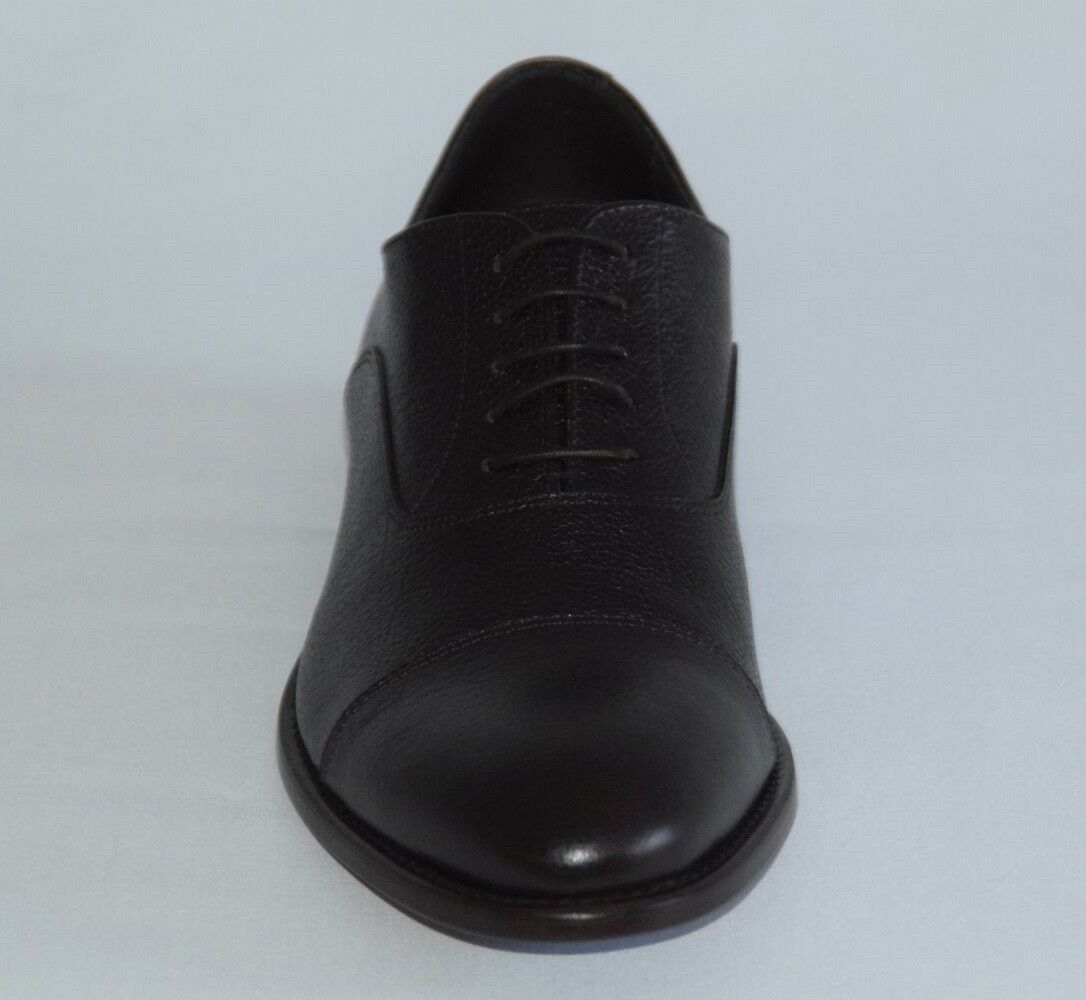 HUGO BOSS BUSINESSSCHUHE,  Gr.42 / UK 8,   BUSINESSSCHUHE, , Made in , Dark Braun 251b04