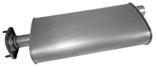 Exhaust Muffler-Quiet-Flow SS Muffler Walker 21489 fits 00-01 Jeep Cherokee