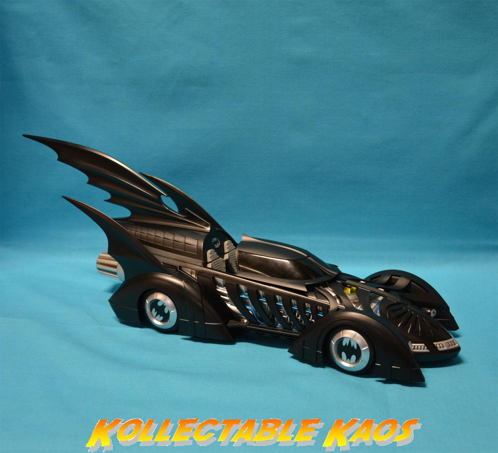 Batman - 1 18 Elite Cult 1995 Batmobile - Batman Forever