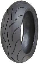 Michelin Pilot Power 2CT Tire Rear 180/55ZR-17 180/55ZR17 Sport Race/Track 26213