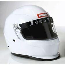 Racequip 273115 PRO15 SA2015 Full Face Helmet Large White