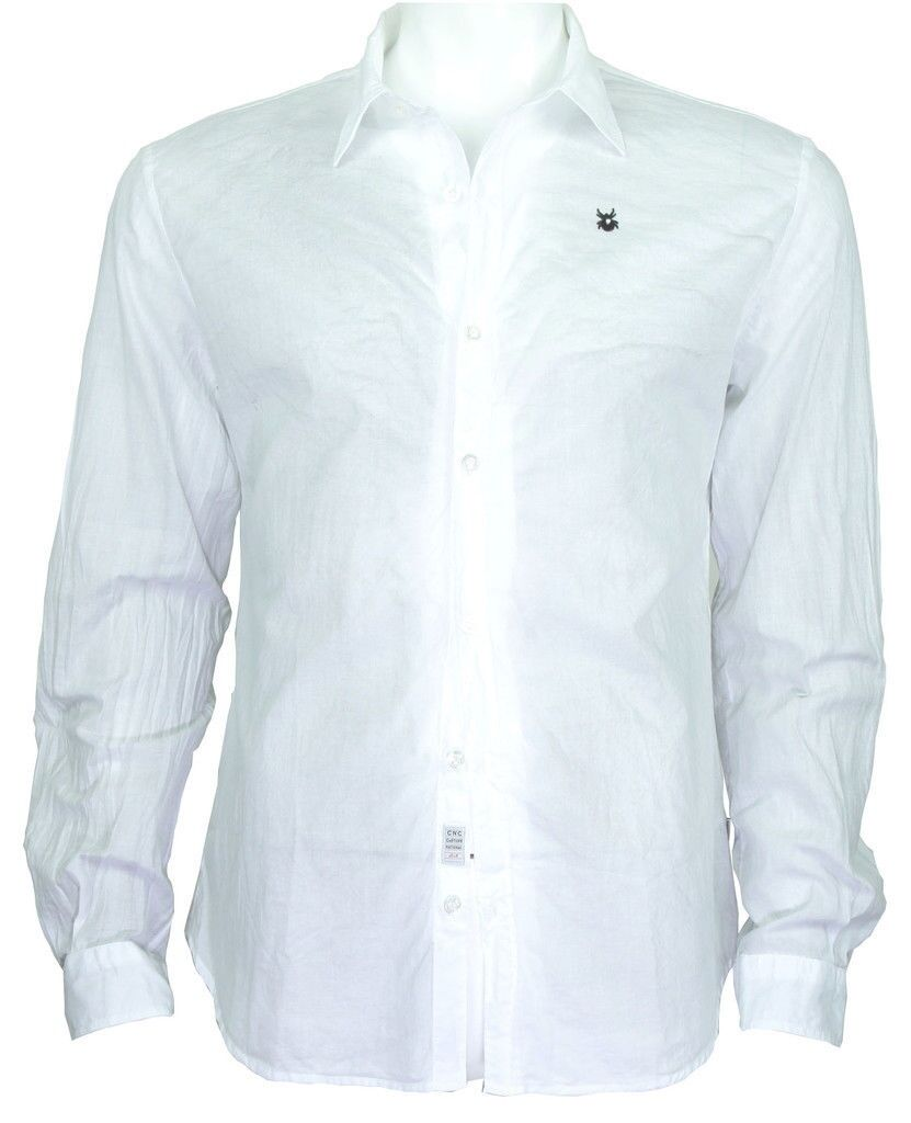 C'N'C (Costume National) reverse print  Spider  shirt off white