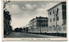 Anni '30 Cervignano del Friuli Caserma Monte Pasubio auto Guller FP B/N VG ANIM