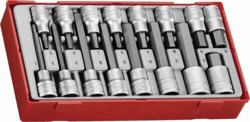 1//2 DRIVE-Hex Set Teng Tools TTHEX 1616 Pièce