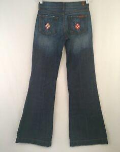 28 Jeans Wash 26 Mankind For Ricamato Actual 32 X All Womens Medium Dojo 7 SqB8xwapx
