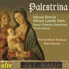 Palestrina Missa Brevis/Missa Lauda Sion von Pro Cantione Antiqua,Mark Brown (2011)
