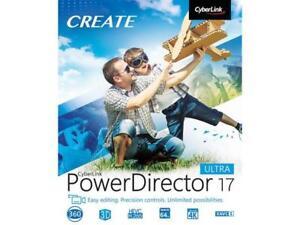 powerdirector ultra or ultimate