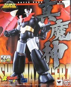 Super Robot Chogokin Mazinger Z Bandai FROM JAPAN