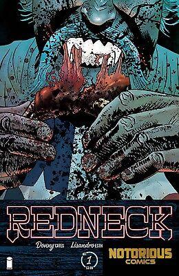 Redneck #14 Cover A Image Comics 1st Print EXCELSIOR BIN