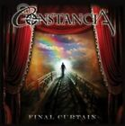 Final Curtain by Constancia (CD, Jul-2015, Melodic Rock Records)