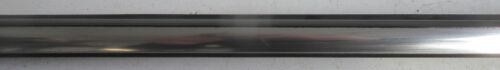 Authentique utilisé mini chrome door weatherstrip trim n//s//f pour R56 R55 R57-7146091